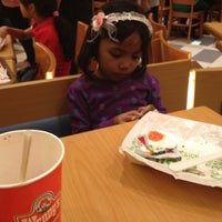 Photo taken at Wendy's by roni s. on 8/31/2012