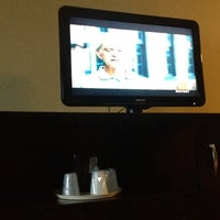 Photo taken at Holiday Inn Express & Suites Canyonville by Chelle G. on 7/7/2012
