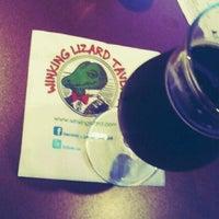 Photo taken at Winking Lizard Tavern by Jennie K. on 3/1/2012