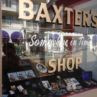 """Photo taken at Baxter's """"Somewhere In Time"""" Shop by W M. on 7/13/2012"""