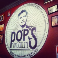 Photo taken at Pop's Burger by Ron V. on 4/5/2012