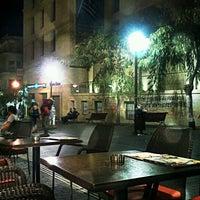Photo taken at Indigo Cafe by Pavlos E. on 7/21/2012