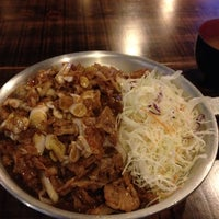 Photo taken at <閉店> Sloppy Joe's Curry by Masami-chu on 7/1/2012