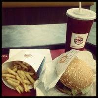 Photo taken at Burger King by Yohanes K. on 5/16/2012