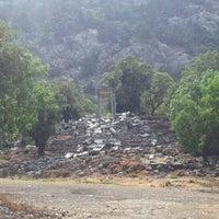8/4/2012 tarihinde Davut S.ziyaretçi tarafından Termessos'de çekilen fotoğraf