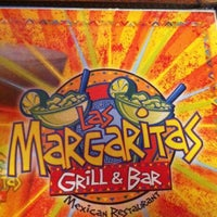 Photo taken at Las Margaritas by David on 8/31/2012