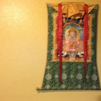 Photo taken at Little Nepal by Michael S. on 4/20/2012