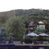 Photo taken at Thai Modern Resort & Spa by Anna S. on 4/9/2012