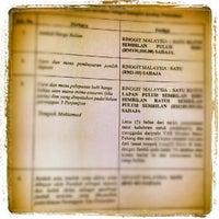 Photo taken at Level 12, CAD Documentation, Menara Bank Islam by mawarni b. on 7/4/2012