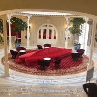 Photo taken at Hôtel Hermitage Monte-Carlo by Анастасия Л. on 8/19/2012