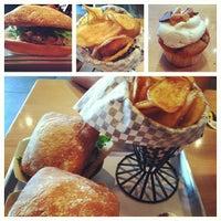 Photo taken at Bucu Burger Bar & Bakery by Monalisa S. on 8/27/2012
