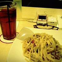 Photo taken at Pancious by Fahleny L. on 6/23/2012