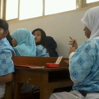 Photo taken at SMA GIKI 2 Surabaya by Rienaldi S. on 7/14/2012