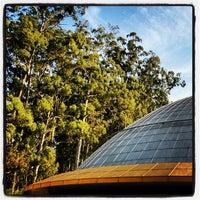 Foto tirada no(a) Planetário Professor Aristóteles Orsini por Danilo L. em 8/27/2012