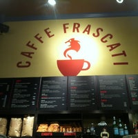 Photo taken at Caffe Frascati by Victor O. on 9/10/2012