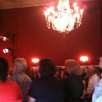 Photo taken at Lyric Hall Antiques & Conservation by Sarah K. on 5/25/2012