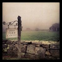 Photo taken at Ashlawn Farm Coffee by Jon A. on 3/22/2012