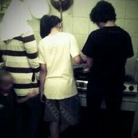 Photo taken at SMPN 91 Jakarta by Yania W. on 5/25/2012
