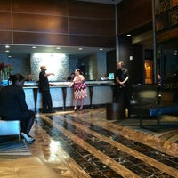 Photo taken at Kimpton Muse Hotel by James A. on 6/21/2012