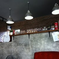 Photo taken at Cafe'ine™ by CHANチアン on 8/2/2012