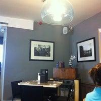 Photo taken at The Walk Café by boa b. on 5/31/2012