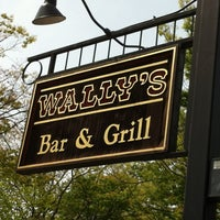 Photo taken at Wally's Bar & Grill by Steve M. on 4/29/2012