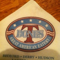 Photo taken at T-Bones Great American Eatery by Sandy H. on 2/19/2012