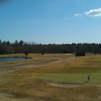 Photo taken at Nonesuch River Golf Club by Nate K. on 3/21/2012