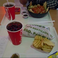 Photo taken at Quiznos by armndu s. on 7/8/2012