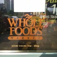 Photo taken at Whole Foods Market by Dustyn F. on 8/19/2012