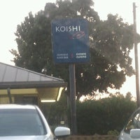 Photo taken at Koishi Sushi Bar And Fine Chinese by Kristin L. on 8/23/2012