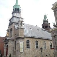 Photo prise au Chapelle Notre-Dame-de-Bon-Secours par Jeremy M. le2/20/2012