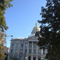 Photo taken at Colorado State Capitol by Tim J. on 6/18/2012