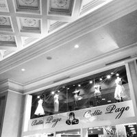 Photo taken at Bettie Page @ Forum Shoppes by Amanda F. on 7/10/2012