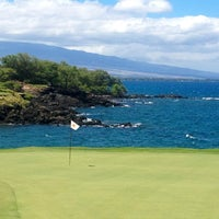 Photo taken at Mauna Kea Golf Course by Wil S. on 8/26/2012
