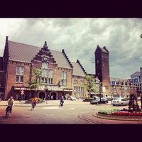 Photo taken at Maastricht Railway Station by Nan X. on 6/26/2012