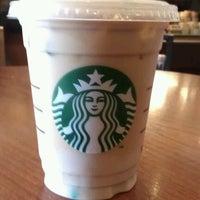 Photo taken at Starbucks by Christina G. on 5/6/2012