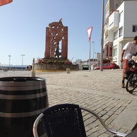Photo taken at Porto de Fisterra by Paul R. on 7/18/2012