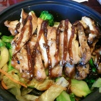Photo taken at Teriyaki Madness by Barbara T. on 4/6/2012