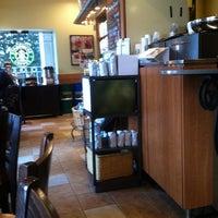 Photo taken at Starbucks by Gaby B. on 3/12/2012