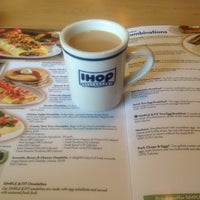 Photo taken at IHOP by Alma S. on 8/6/2012
