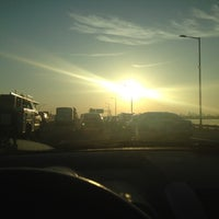 Photo taken at Dolphin Expressway 836 by Ivette M. on 4/3/2012