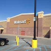 Photo taken at Walmart Supercenter by Shawn C. on 6/14/2012