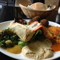 Photo taken at Dada Falafel by Mikhail K. on 7/22/2012