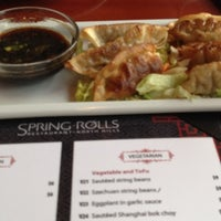 Photo taken at Spring Rolls by Midtown Raleigh A. on 4/16/2012