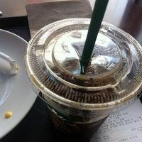Photo taken at Starbucks by Labyrinth M. on 3/28/2012
