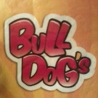Photo taken at Bulldog's by Adriana F. on 8/15/2012