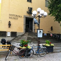 Photo taken at Historiska Museet by David G. on 8/26/2012