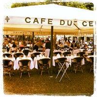 Photo taken at Café du Centre by AlenaZ on 7/28/2012