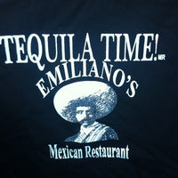 Photo taken at Emiliano's Mexican Restaraunt by George R. on 3/28/2012